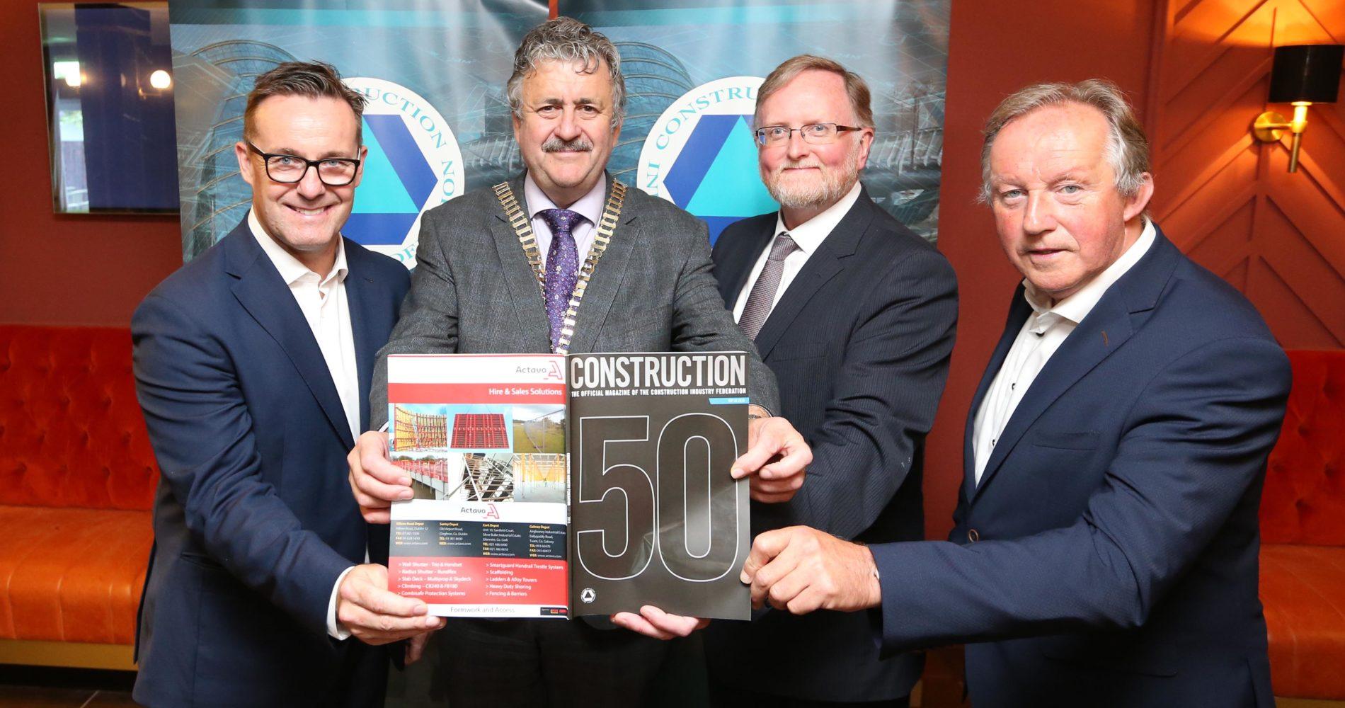 CIF Top 50 Contractors