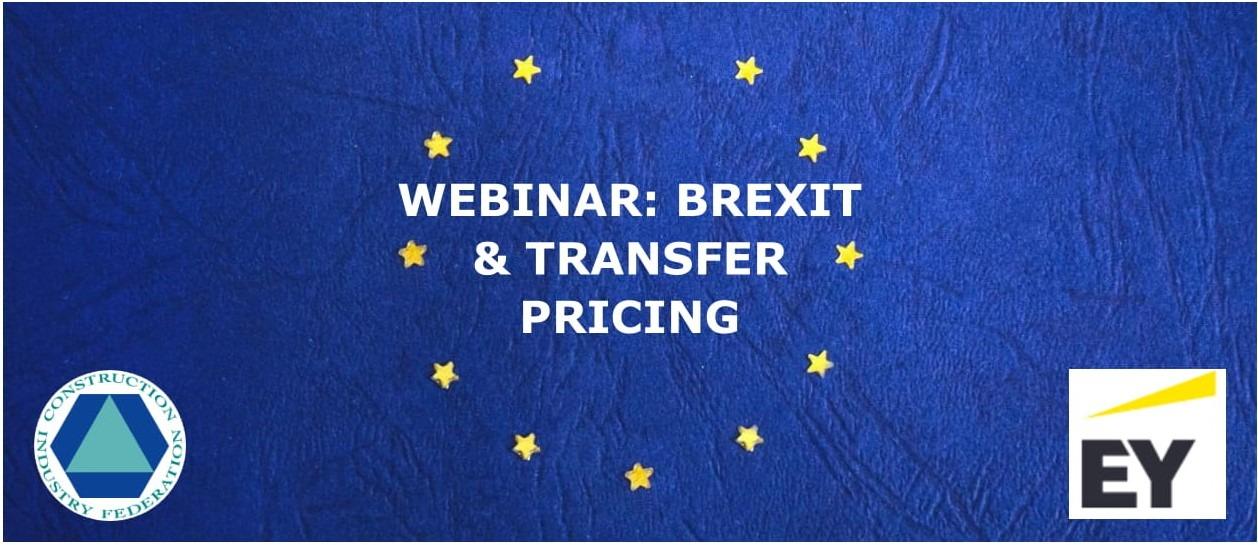 CIF & EY Transfer Pricing Webinar